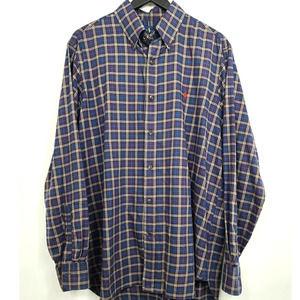 Ralph Lauren Soft Flannel Button Shirt